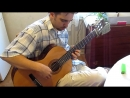 Another Experiment from Renat. GRAN-guitar self made demonstration