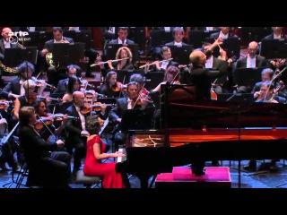 Khatia Buniatishvili plays Piano Concerto No. 2 by S. Rachmaninov