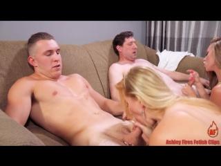 Ashley fires, anya olsen [2016, vaginal sex, blowjob, creampie, cum in mouth, 1080p]