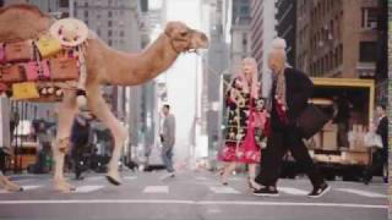 Kate Spade Spring 2017 Campaign Unta di New York