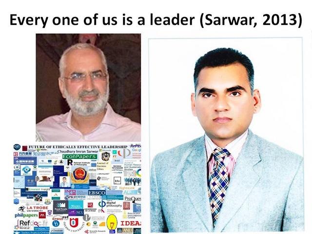 Leaders Imran Sarwar, Ehsan Elahi Other Old Ravians 1980 - 1995