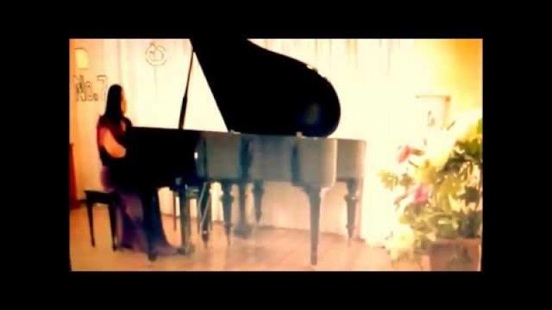 Ирина Одарчук Паули. Красивая музыка. Фрагмент концерта