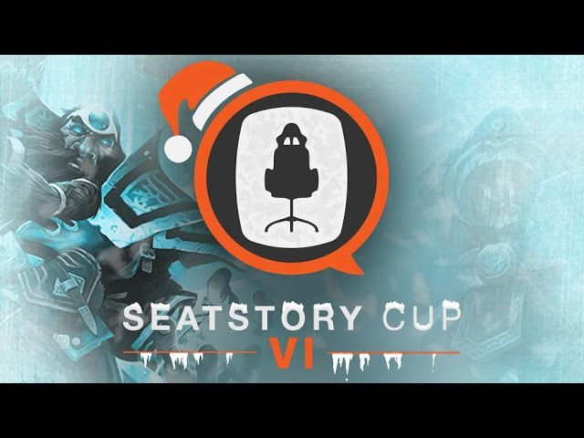 Firebat vs Ostkaka SeatStory Cup VI 2016 Group E