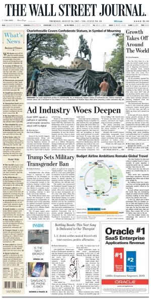 The Wall Street Journal 24 August 2017 FreeMags
