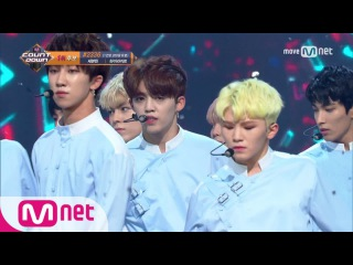 SEVENTEEN - Don't Wanna Cry @ M COUNTDOWN 170608