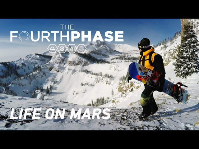 GoPro Snow The Fourth Phase with Travis Rice - Ep. 2 WYOMING Life on Mars