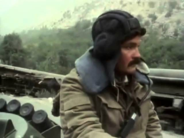 Кино Звезда по имени Солнце Kino Star Called Sun Soviet Afghan War
