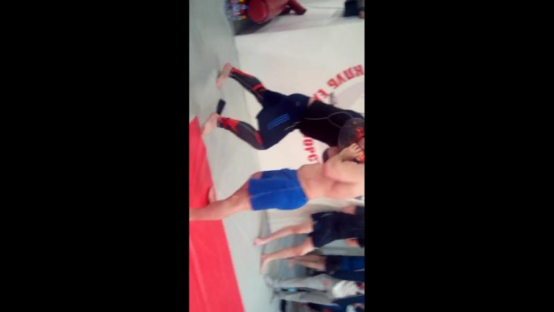 Шестухин Зубенко свыше 95 кг