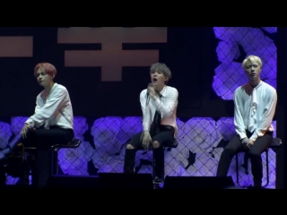 Bts live on stage_ epilogue concert outro_ love is not over