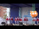 Росиночка Красноярск Ягодка-Малинка HD1080 31 мая 2013 юбилей Центрального района