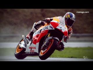 MotoGP - Best & Crazy Moments (Slow Motion HD) 2017