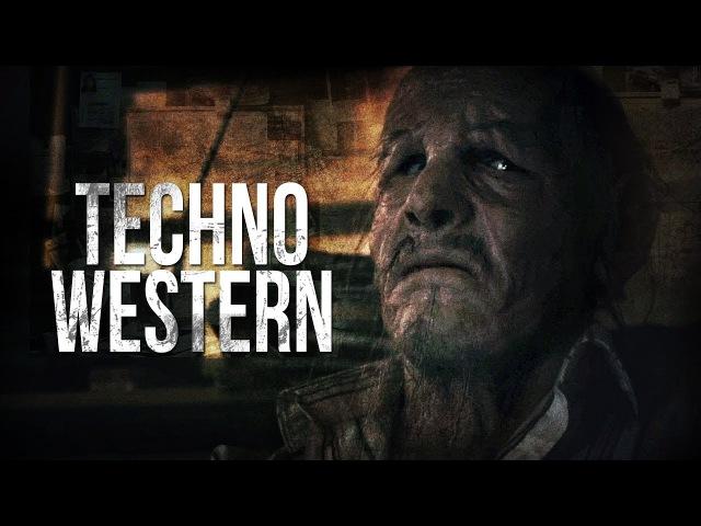 Techno Western Техно вестерн Crime Thriller Short Film