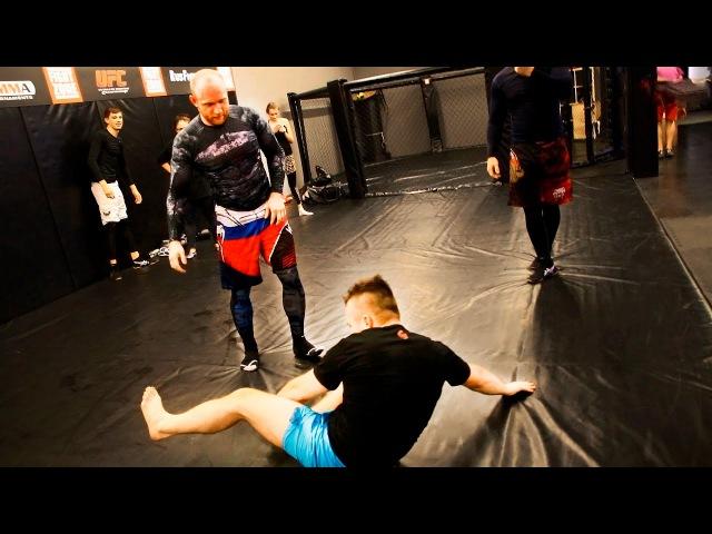 Рембо сломали палец в драке - MMA от Do4a Team - Добрый Тарасов