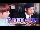 Can I be Close to You? - Taekook/Vkook Cute DNA Era Moments Focus/Analysis [2017]