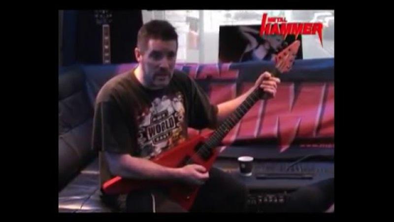 Annihilator Interview Warmup Riffs METAL HAMMER