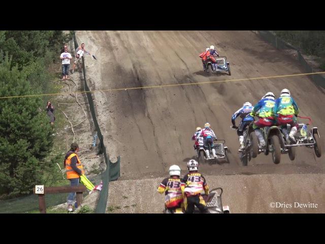 World championship sidecarcross Kivioli 20.08.2017