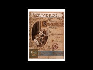 Verdi Rigoletto Merrill/Moffo/Kraus/Solti