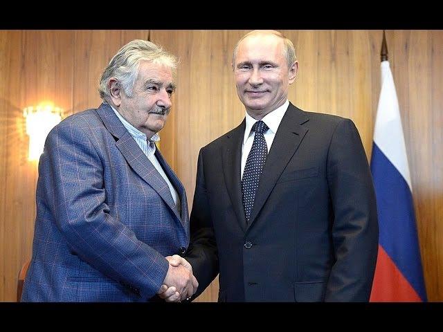 Дом из чистого золота президента Уругвая. Самый коррумпированный президент в мире.