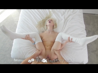 ★★★petite blonde elsa jean gets in the red zone with danny mountain!!!★★★