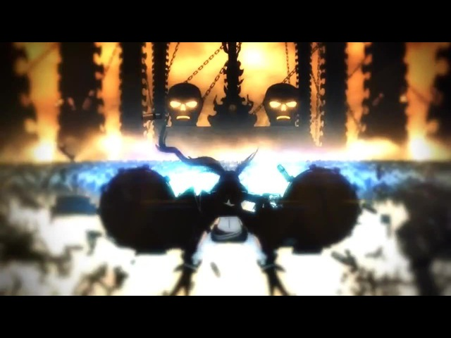 YIMH Anime MV ♫ Black Rock Shooter