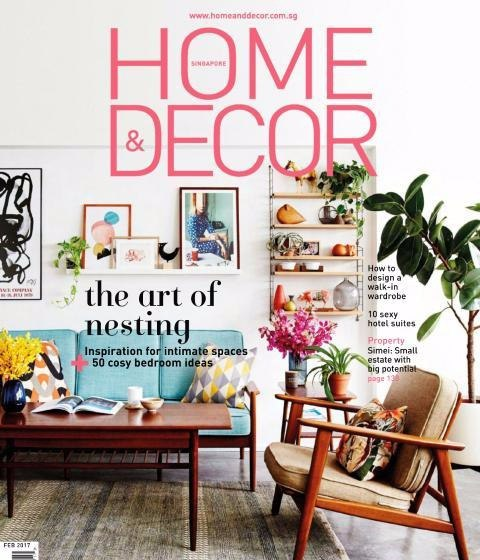 Home Decor Singapore February 2017