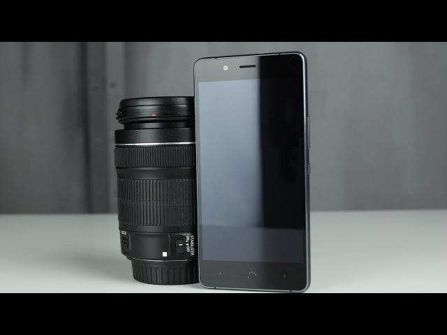 BQ Aquaris X5 Plus Обзор бюджетного камерафона