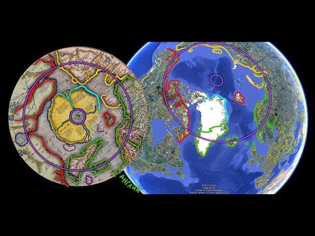 Даария и первая Луна земли Леля Город и пирамида в России возрастом 110000 лет