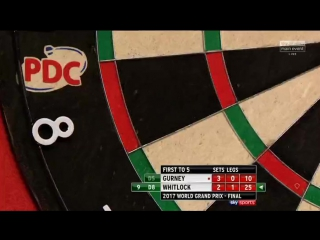Daryl Gurney vs Simon Whitlock (PDC World Grand Prix 2017 / Final)