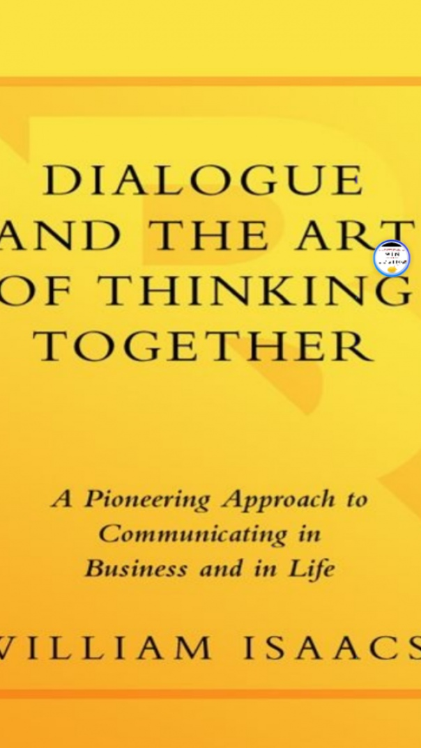 dialogue the art of thinking