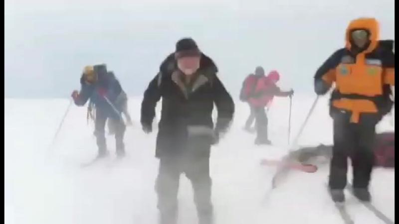 ♓️ Ловля рыбы в Арктике