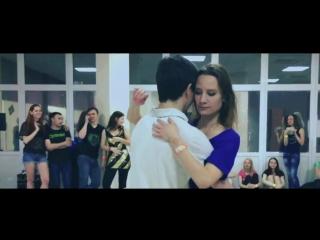 Бразильский Зук - нарезка с конкурса с учениками Бродвея