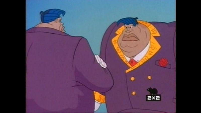 Мыши рокеры с Марса 3 сезон 7 серия 1995