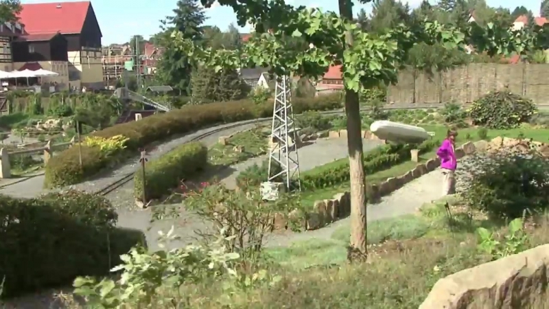Miniaturpark Die Kleine Sächsische Schweiz - Erlebniswelt Elbsandstein