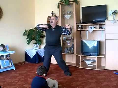 HASAN BABA - TURKISH GRANDPA DANCING! - APACI DANSI