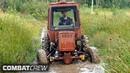 Турбо-трактор Первые метры спустя много лет! Часть 3