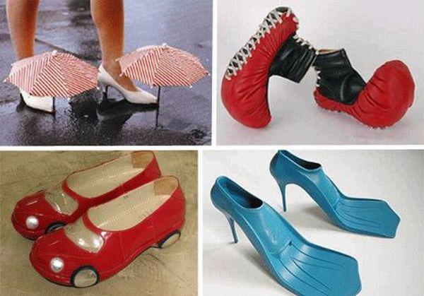 смешные картинки с обувью дизайн смотря
