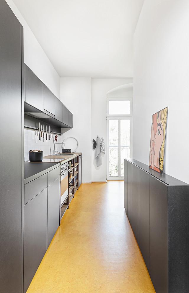 Секреты дизайна узких комнат, изображение №5