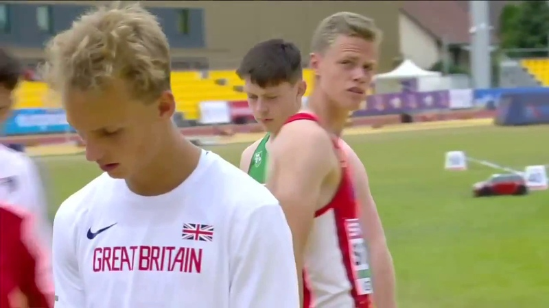 European Youth Championships Gyor 2018 - Day 4 Morning