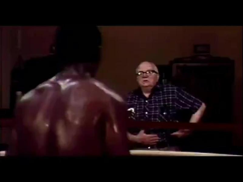 Майк Тайсон про тренера Каса д'амато