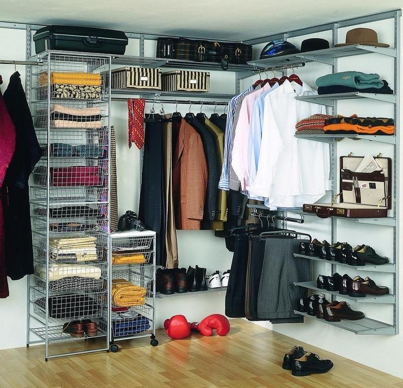 Идеальная гардеробная — как избежать ошибок по обустройству, изображение №14
