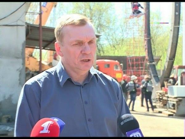 Генподрядчик: «Новую стелу на въезде в Ярославль со стороны Москвы установят до конца июня»