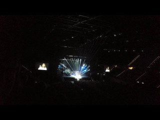 Gethsemane - Ted Neeley in Jesus Christ Superstar (grand finale) Ahoy Rotterdam