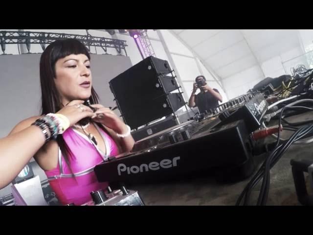 Fatima Hajji @ Aquasella Festival (Arriondas - Asturias) 23 07 2016 Videoset Resume