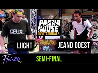 Kristoffer Liicht v Jeand Doest   Pannahouse Invitationals 2017 - Semi-final