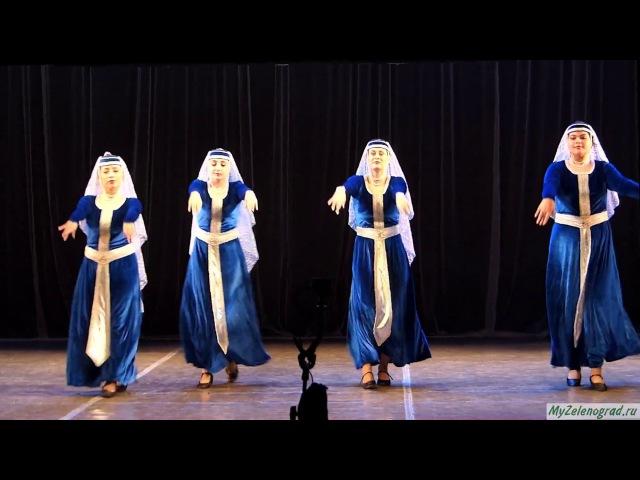 Мокац арснер танец невест Исполняет старшая группа ансамбля Ахтамар