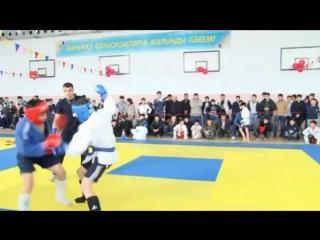 Чемпионат Рк по Jeet kune do Город Сарыагаш  г