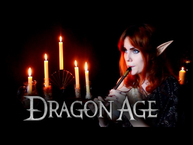 Dragon Age Origins Leliana's Song Gingertail Cover