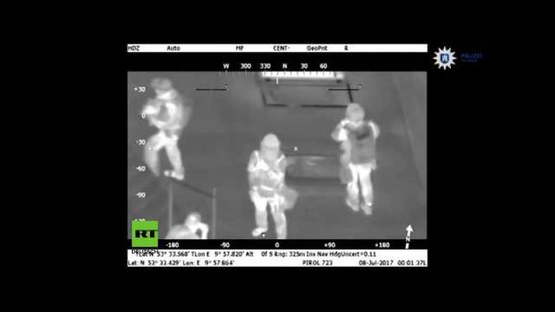 Polizei veröffentlicht Helikopter Video Darum musste das SEK an der Schanze eingesetzt werden