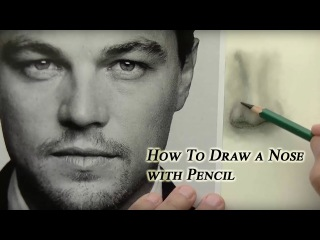 How To Draw a Nose | No Time lapse | Step-by-step Narrated
