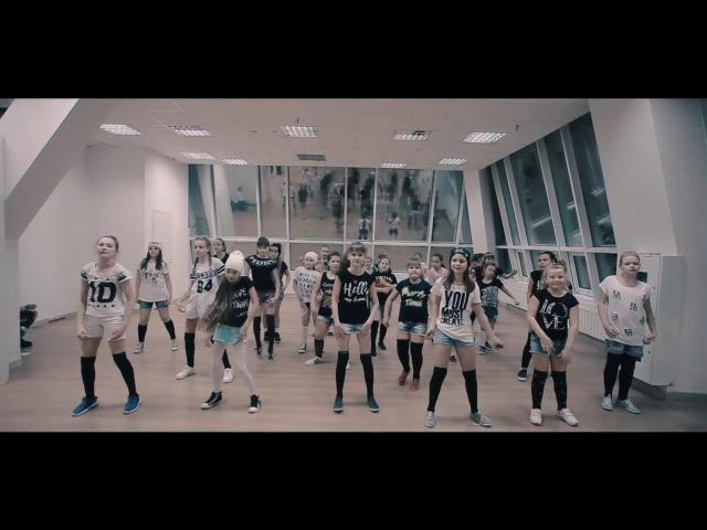 Eva Simons – Policeman. Jazz Funk kids | ADORE DANCE STUDIO
